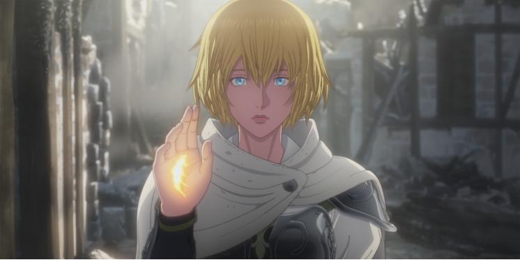 Anime - Eine Transe Bekommt Super Blowjob