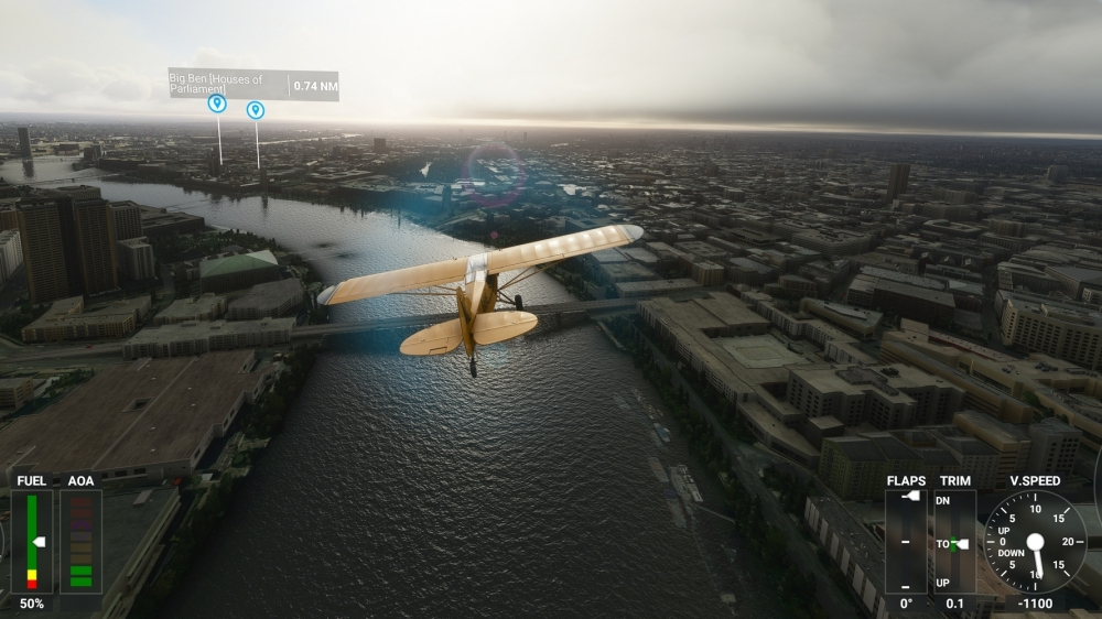 Flight Simulator 2020: Drei PCs ab 600 Euro und Joystick ...