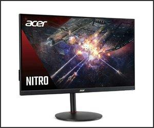 Bild zu Acer Nitro XV272P, 27 Zoll (68,6 cm), Full-HD, 144 Hz, IPS