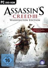 Assassin's Creed 3: Washington-Edition offiziell angekündigt