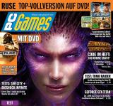 PC Games 4/13: Tests von Bioshock Infinite, Sim City, Tomb Raider, Starcraft 2 Heart of the Swarm / Top-Vollversion RUSE / Anno-Special