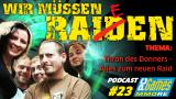 MMORE-Podcast: Wir müssen raiden #23 - Patch 5.2 im Raid-Check, alles zum Thron des Donners mit den härtesten Trash-Gegnern in Mists of Pandaria