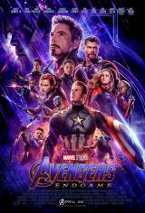 Avengers endgame poster pc games