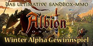 Albion Gewinnspiel