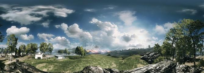 Battlefield 3: Gigantische 360-Grad-Panoramabilder Mit