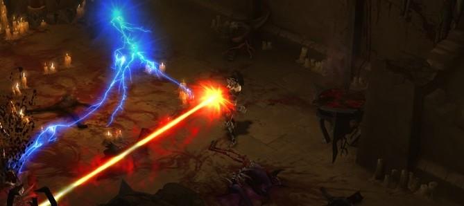 Diablo 3: Akt 3 mit der Zauberin in unserem Gameplay-Video