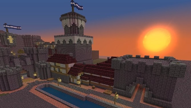 Minecraft Gemeinsam Bauen Jetzt Server Günstig Mieten Und PCG - Minecraft server jetzt spielen