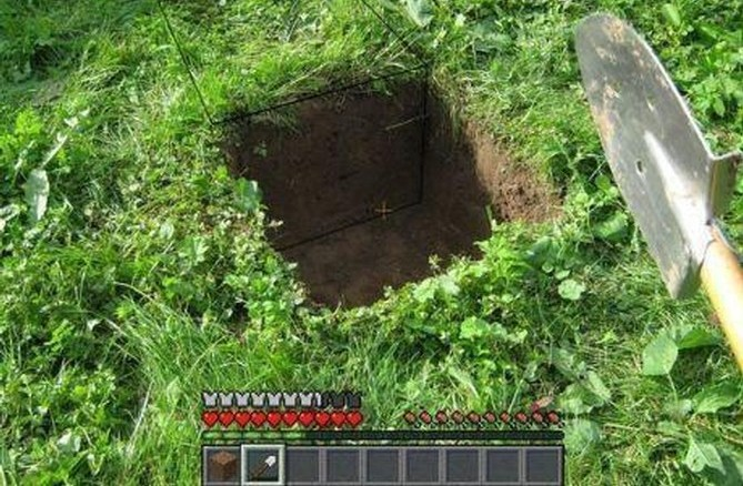 Minecraft KlötzchenHit Mit CryEngine So Könnte Der NotchTitel - Minecraft spielen echt