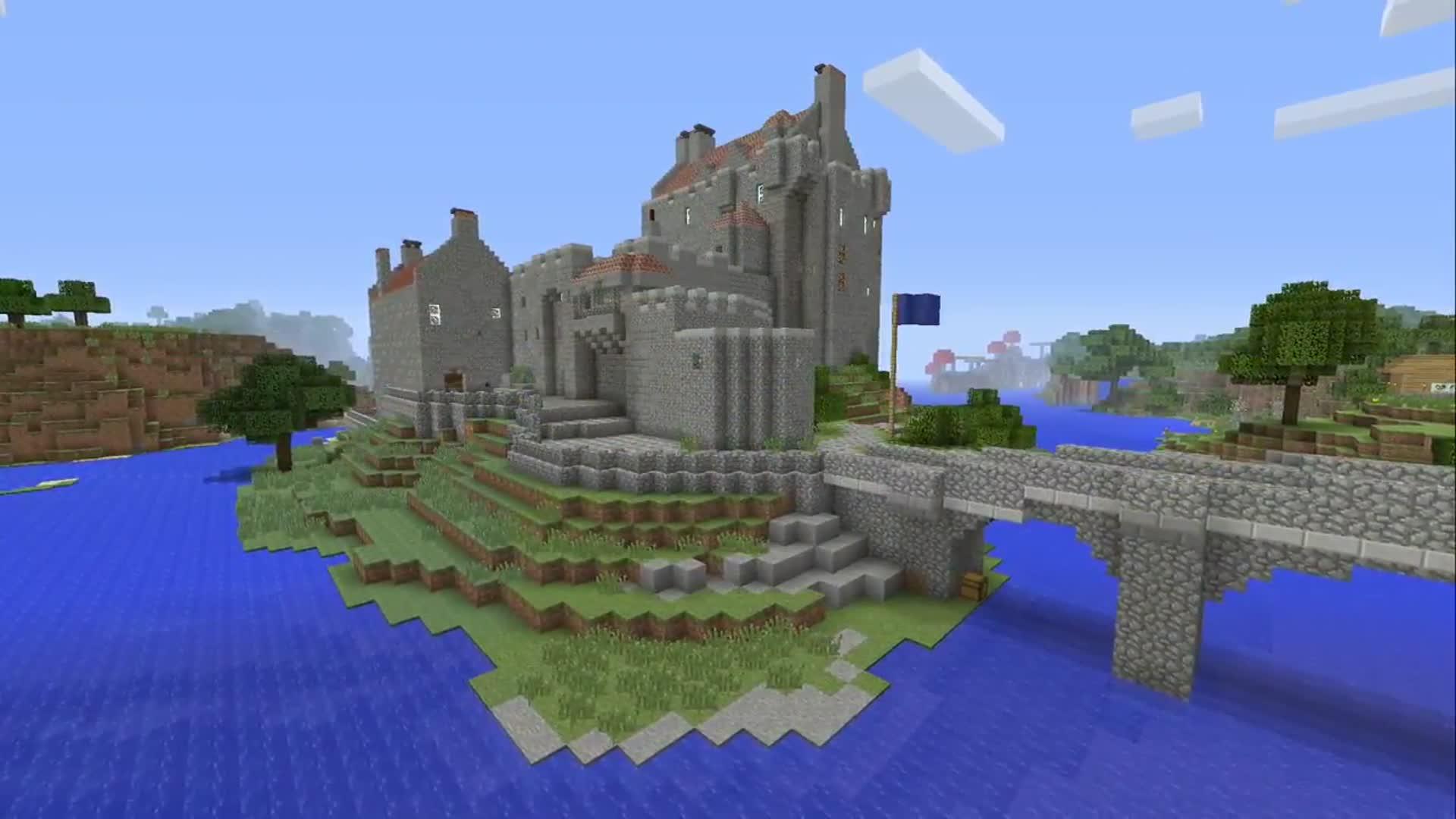 Minecraft Update Bringt Pferde Und Viele Neue Blöcke Mit Sich - Minecraft spiele mit pferden