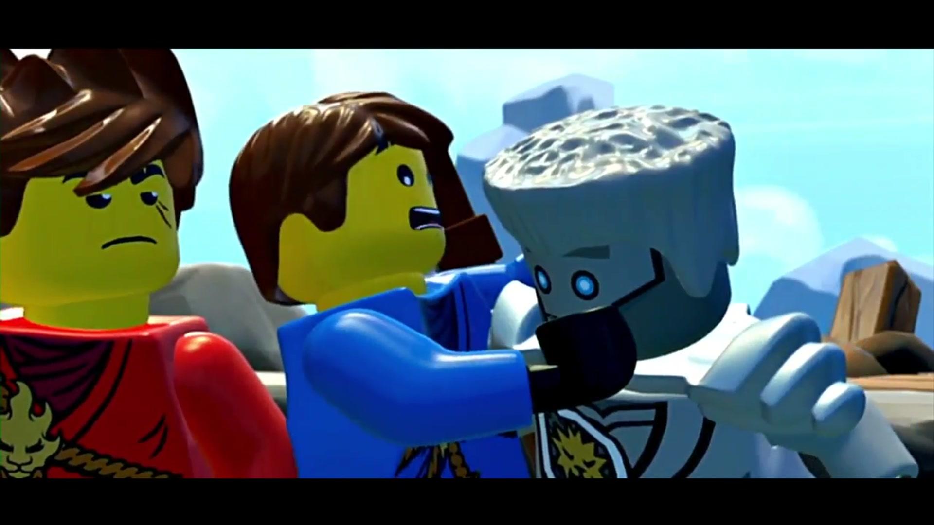 Lego Ninjago Schatten Des Ronin Launch Trailer Zum Fernöstlichen