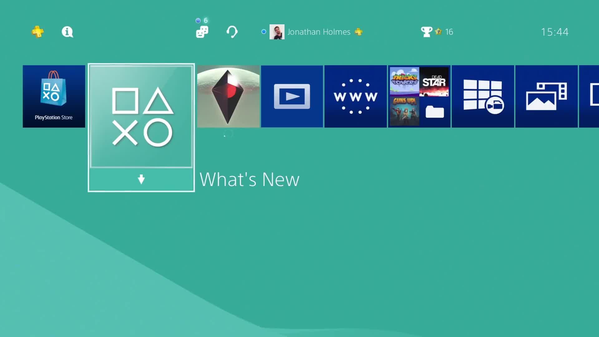 8b32848d406bc8 PS4  Die neue Features von Systemsoftware 4.0 im Video