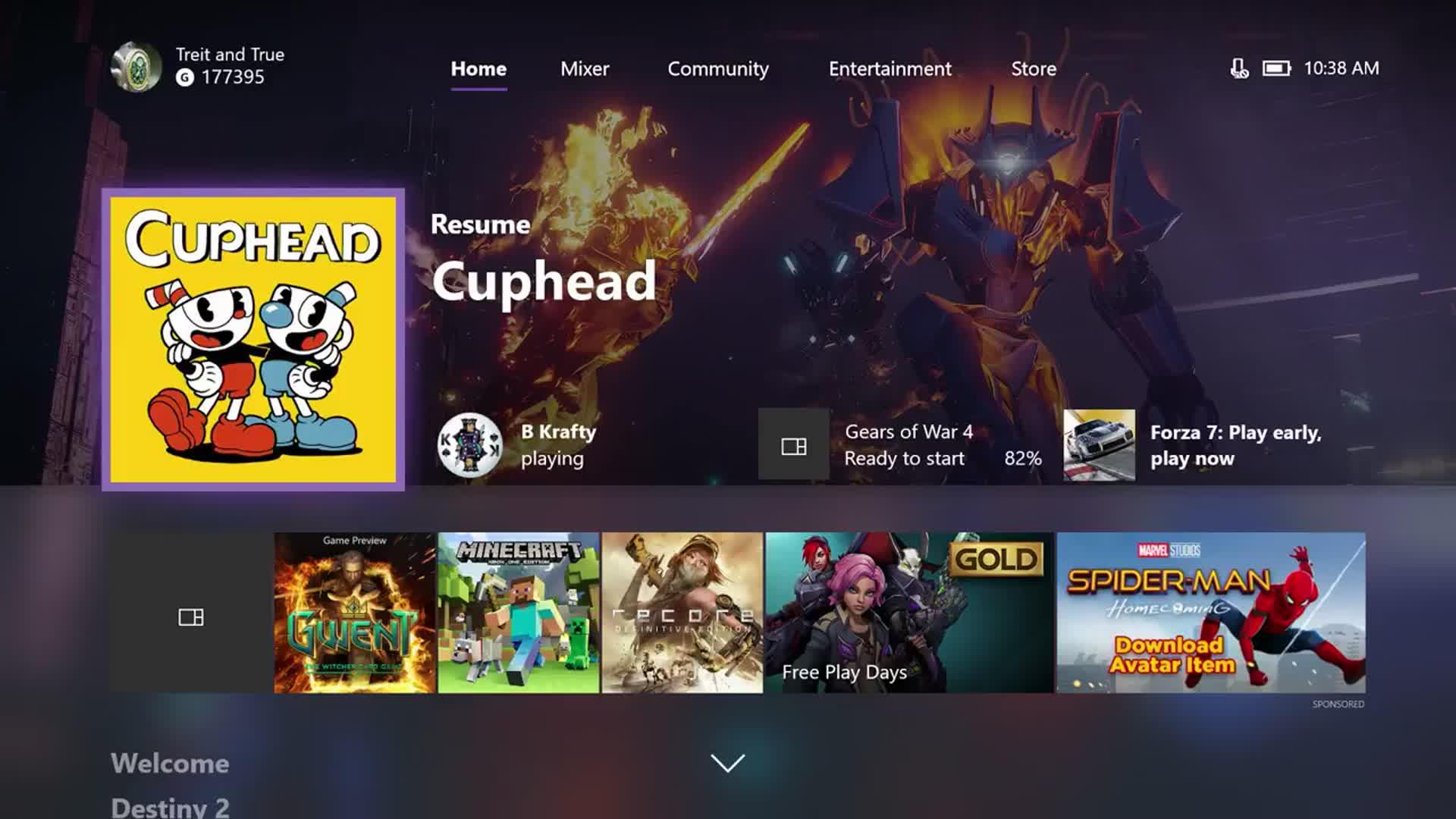 Windows Und Xbox One Gemeinsam Spielt Sichs Besser So - Minecraft konsole und pc zusammen spielen