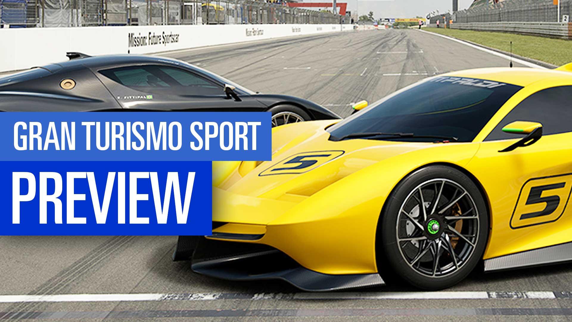 Auto motor und sport testwertungen -  Gran Turismo Sport Das Ps4 Rennspiel Im Vorschau Video