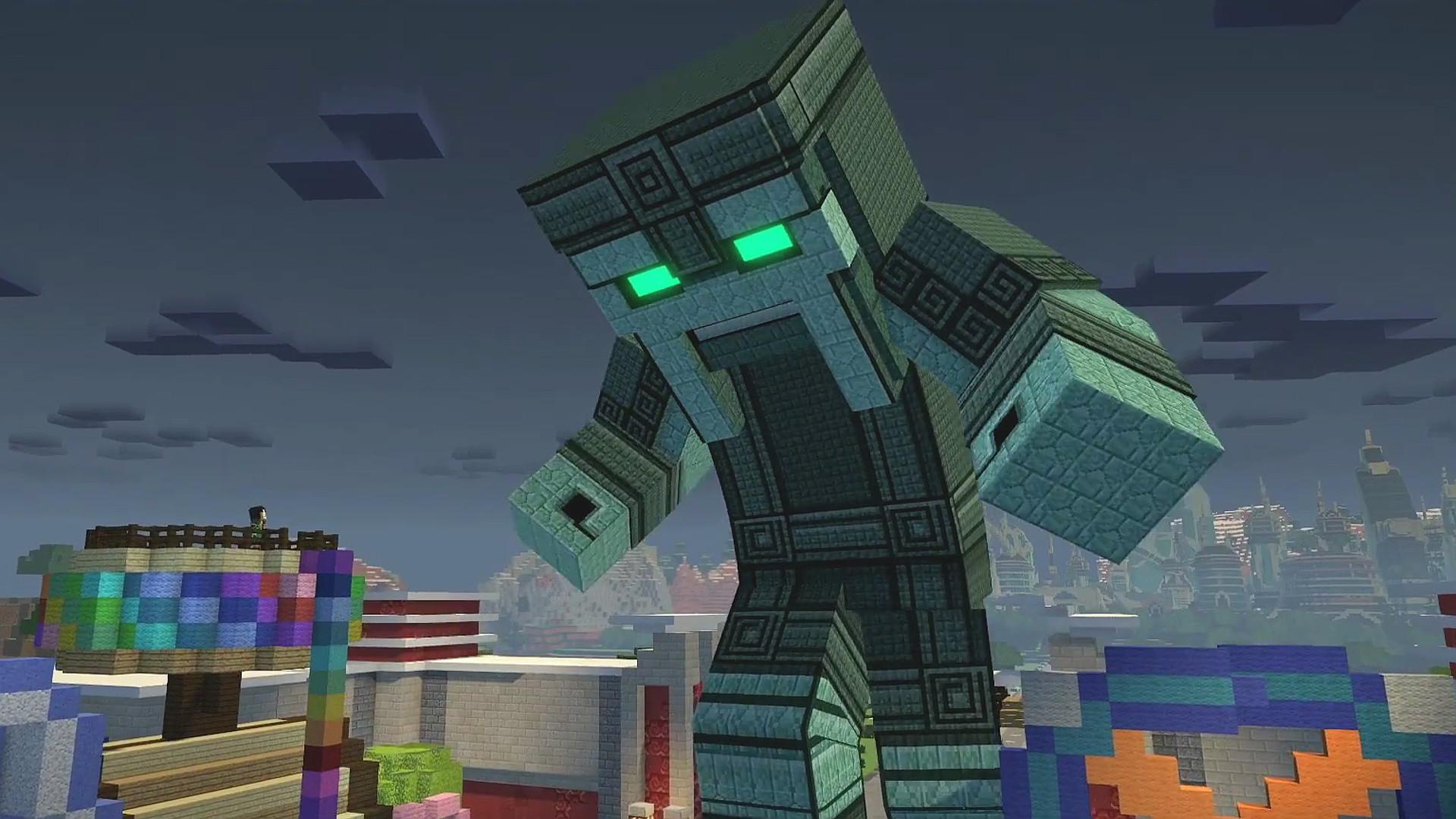Minecraft Story Mode Season Trailer Zur Episode Mit Gameplay - Minecraft zu zweit spielen an einem pc