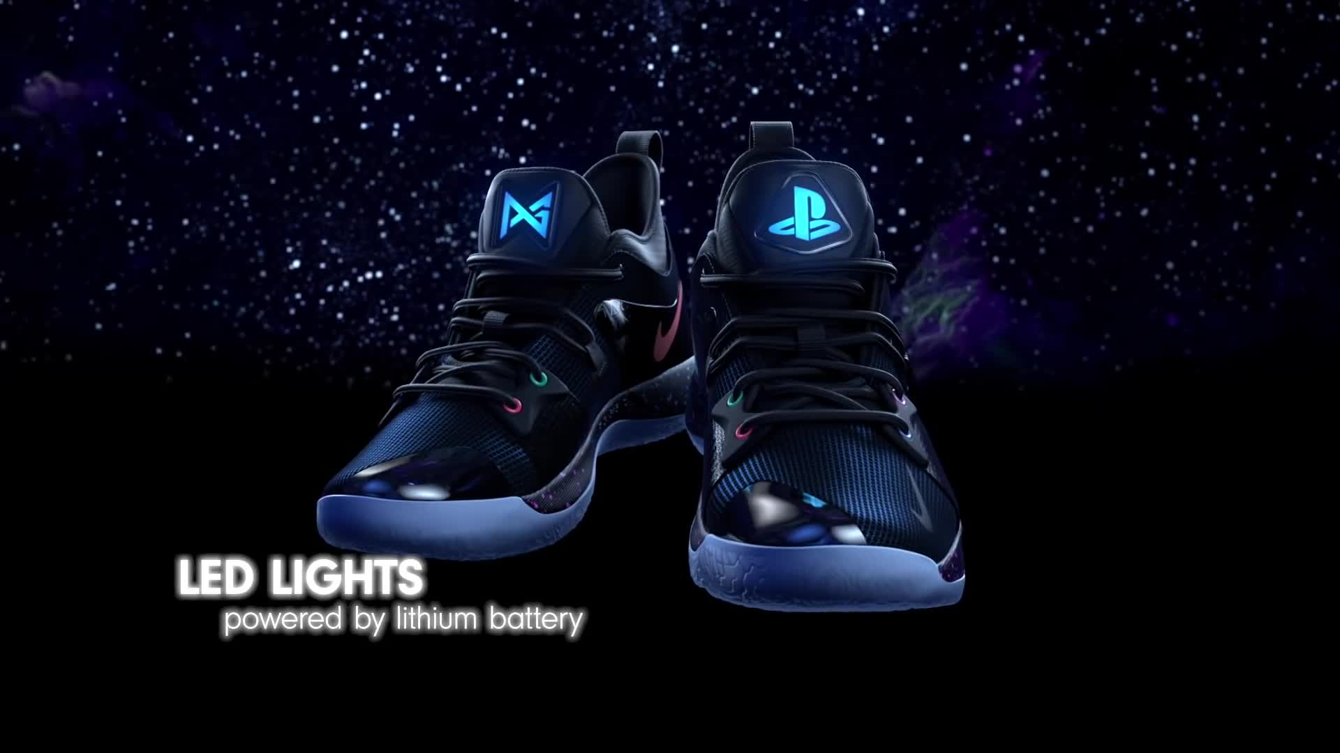 sneakers for cheap really comfortable biggest discount PlayStation-Schuhe: Video stellt den