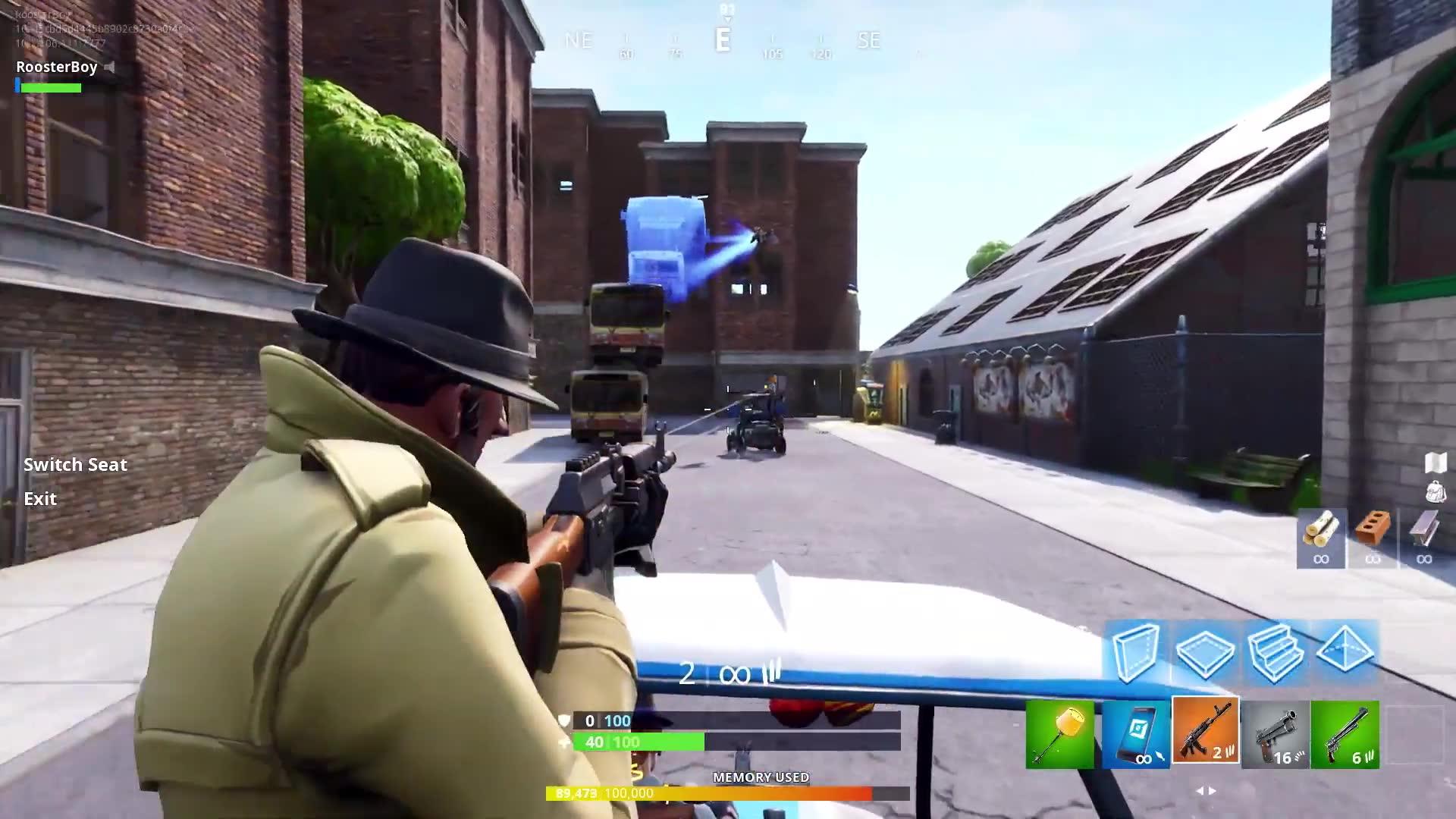 Fortnite Trailer Zum Neuen Kreativmodus