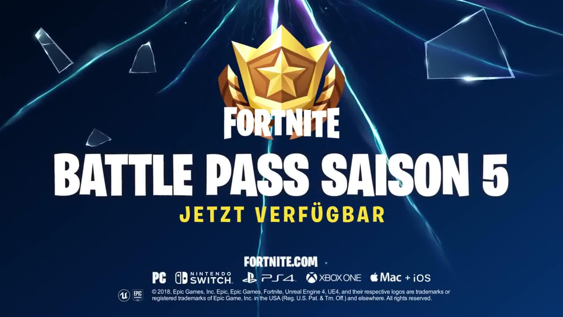 - fortnite battle pass logo