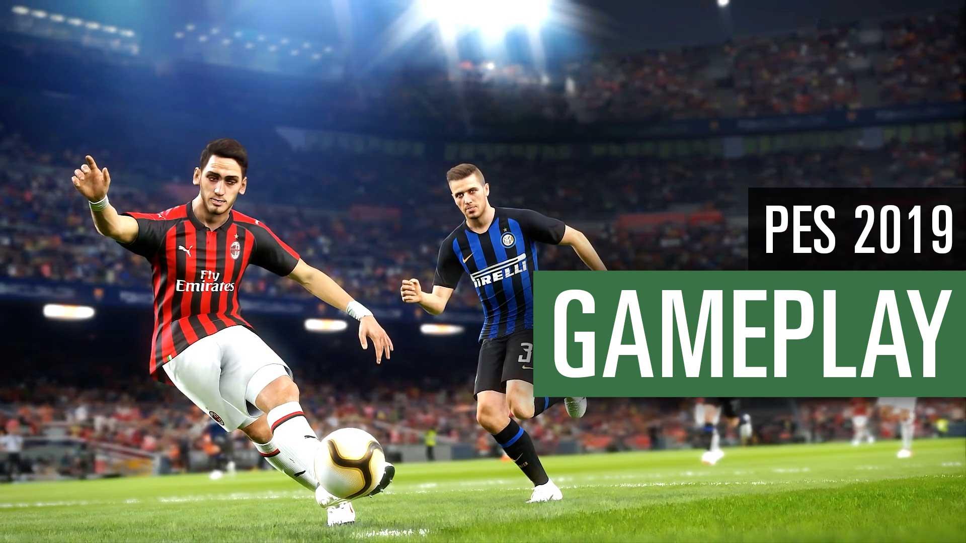 PES 2019 im Gameplay-Video  Fußball so schön wie nie zuvor a1135aa24314e