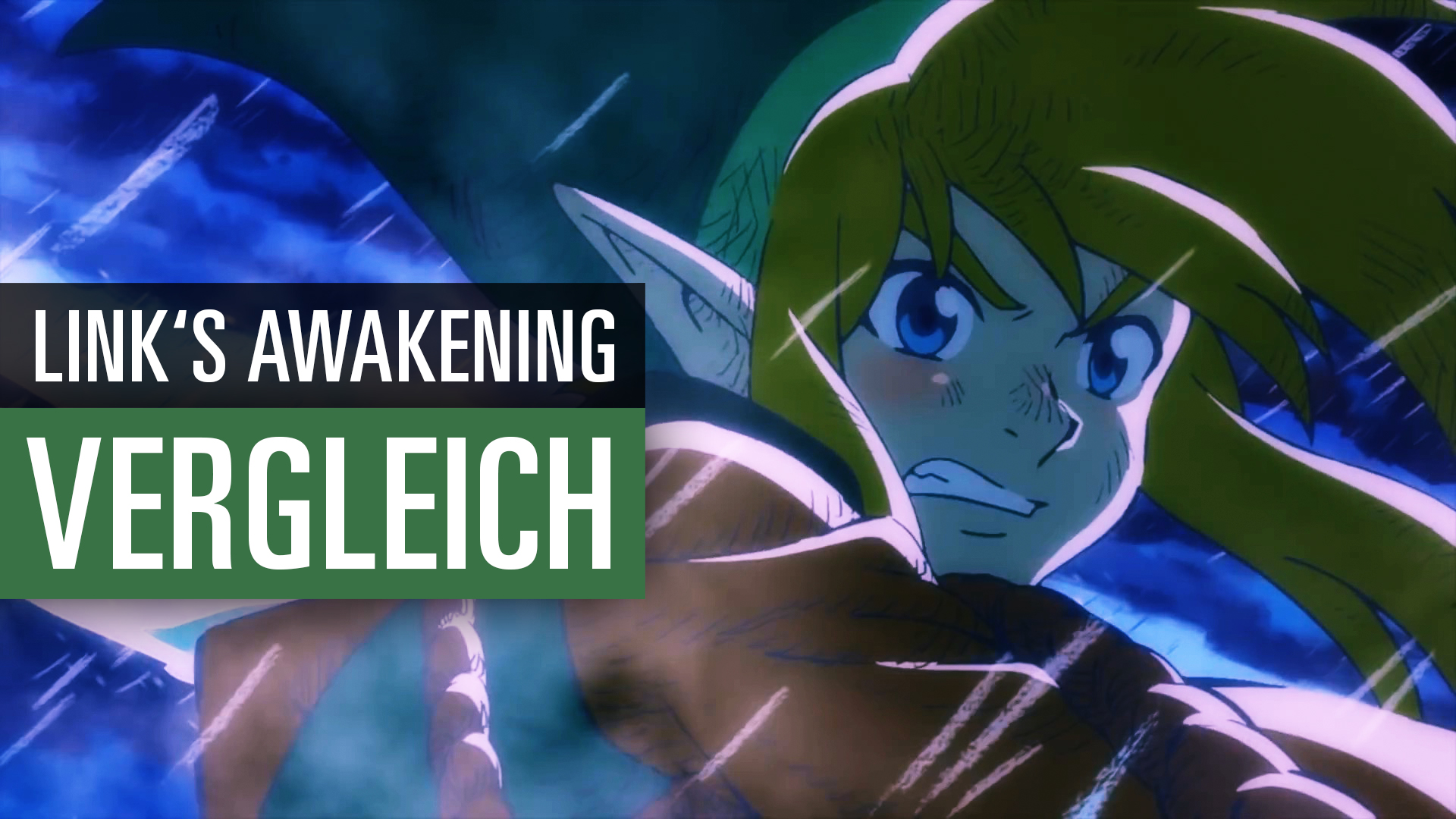 The Legend Of Zelda Links Awakening Original Vs Remake Im