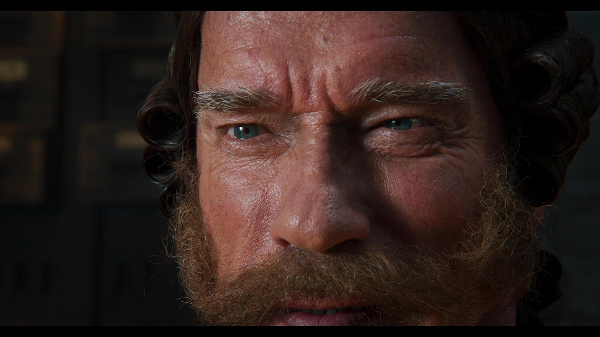 Mit Arnold Schwarzenegger Und Jackie Chan Trailer Zu Iron Mask